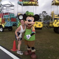 Walt Disney World Marathon, January 13, 2008