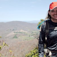 Hiking on the Appalachian Trail with Todd, April 2015